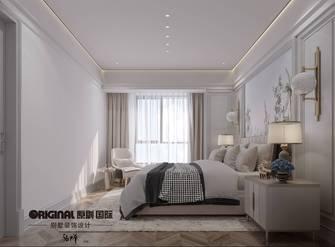 20万以上110平米欧式风格卧室装修效果图