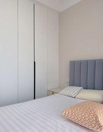 110平米三现代简约风格卧室图