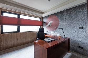 豪华型140平米复式现代简约风格书房装修效果图