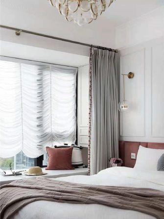 20万以上120平米三法式风格卧室装修案例