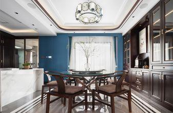 豪华型140平米四中式风格餐厅装修案例