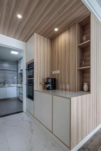 10-15万110平米三室一厅北欧风格厨房效果图