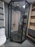 富裕型140平米三室两厅港式风格卫生间装修效果图