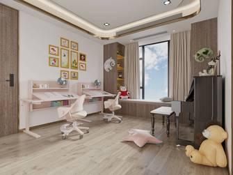 140平米别墅港式风格青少年房装修案例