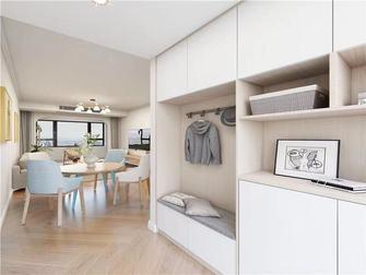 经济型一居室北欧风格玄关图片大全