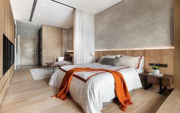经济型60平米一室一厅日式风格卧室欣赏图