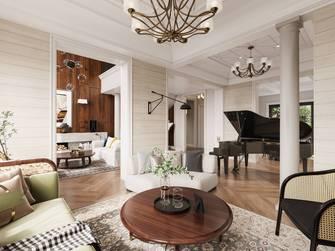 经济型140平米三室两厅美式风格其他区域图片大全