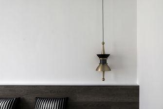 富裕型110平米三室两厅现代简约风格卧室装修案例