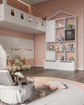 20万以上40平米小户型现代简约风格青少年房图片