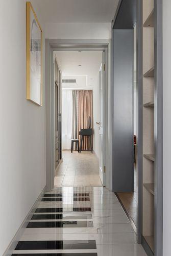 经济型110平米法式风格走廊设计图