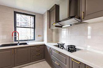 140平米四室一厅美式风格厨房效果图