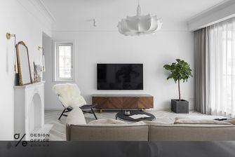 富裕型140平米三室两厅法式风格客厅效果图