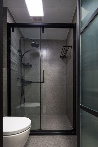 90平米现代简约风格卫生间效果图