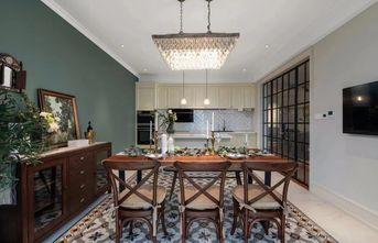 3万以下140平米四美式风格客厅设计图