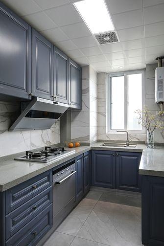 豪华型120平米三室两厅新古典风格厨房设计图