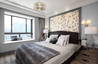 富裕型90平米三室一厅现代简约风格卧室图片