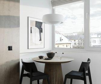 富裕型140平米四室四厅现代简约风格餐厅图片