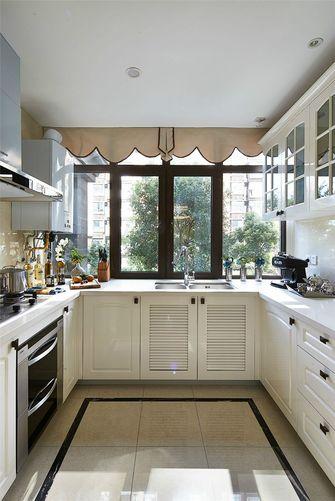 20万以上140平米三室三厅欧式风格厨房效果图