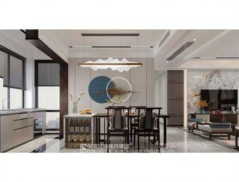 20万以上130平米三室两厅中式风格餐厅图