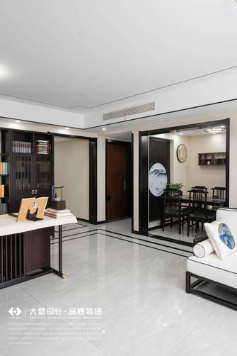 10-15万130平米三室一厅中式风格书房设计图