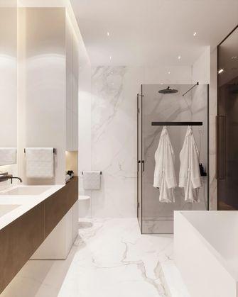 富裕型中式风格卫生间效果图