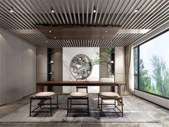 20万以上140平米别墅现代简约风格阳光房图片