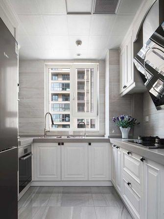 15-20万110平米一室一厅混搭风格厨房图