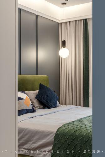 富裕型140平米四室两厅混搭风格青少年房欣赏图