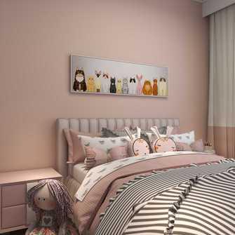 10-15万130平米三室两厅中式风格青少年房装修案例