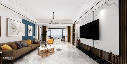 15-20万140平米四轻奢风格客厅设计图