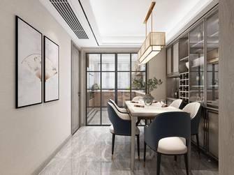 110平米四中式风格餐厅设计图