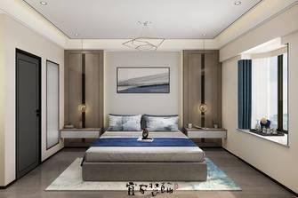 10-15万120平米四现代简约风格卧室图片