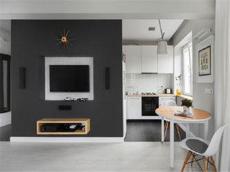 经济型40平米小户型混搭风格厨房图