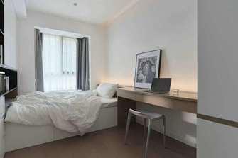经济型130平米三室两厅现代简约风格青少年房装修效果图