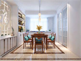 豪华型120平米三室两厅中式风格餐厅图片大全