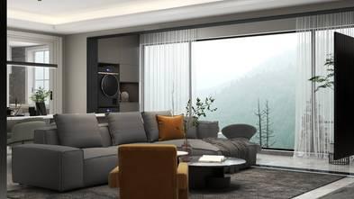 15-20万130平米三室两厅新古典风格客厅效果图
