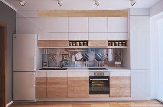 40平米小户型混搭风格厨房图