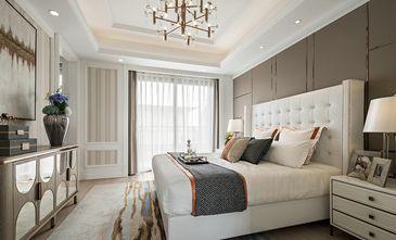 15-20万140平米别墅欧式风格卧室效果图