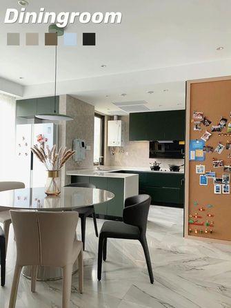 15-20万90平米现代简约风格厨房装修效果图