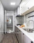 10-15万130平米三室两厅美式风格厨房装修效果图