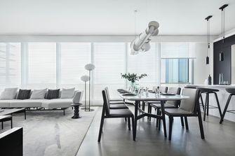 15-20万140平米四室一厅现代简约风格餐厅图片