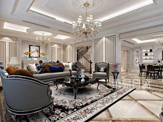 140平米别墅新古典风格客厅装修图片大全