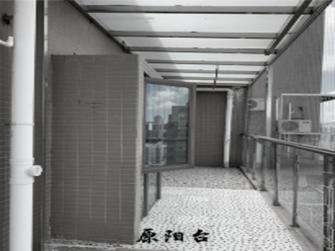 3-5万70平米日式风格阳台图
