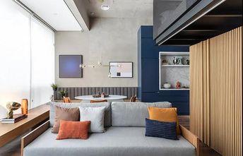 经济型30平米小户型轻奢风格客厅装修图片大全