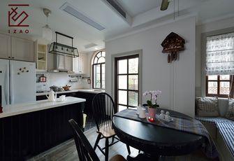 富裕型100平米别墅美式风格厨房图片