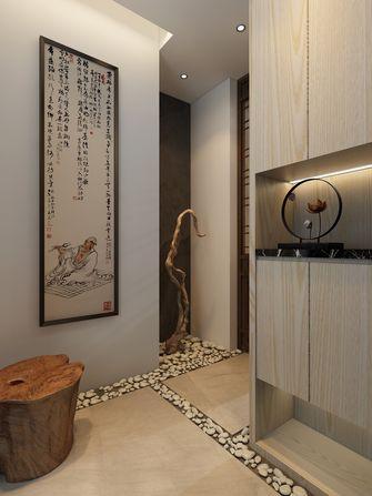 富裕型60平米一室一厅法式风格玄关欣赏图