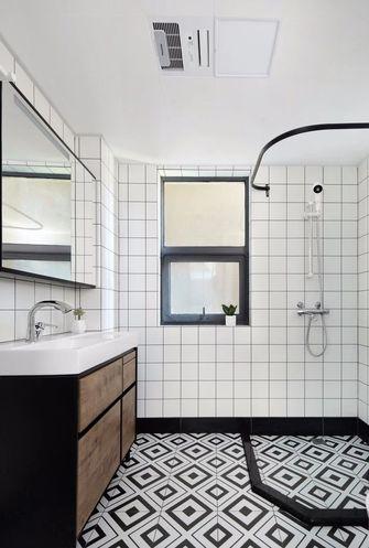 80平米轻奢风格卫生间欣赏图