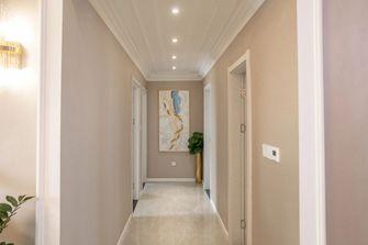 20万以上110平米四室一厅美式风格走廊设计图