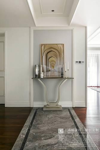 3-5万130平米三室两厅美式风格玄关图片