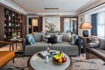 15-20万140平米复式中式风格客厅图